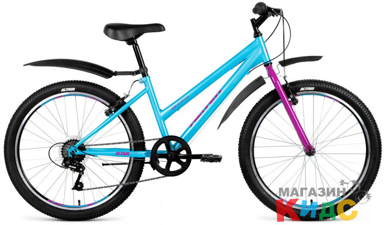 Велосипед FORWARD 20 ALTAIR MTB HT LOW 1ск